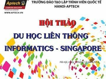 Bạn đã biết những gì về Học viện CNTT Informatics Singapore?