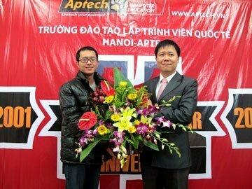 Tưng bừng sinh nhật tuổi 11 của Hanoi-Aptech