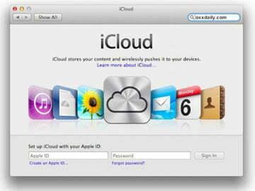 Sao lưu ghi chú, tin nhắn, lịch và danh bạ bằng iCloud trên thiết bị iOS