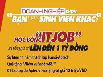 Hanoi – Aptech  – Nhân đôi niềm vui với sinh nhật tròn 11 tuổi và đón tuổi 12