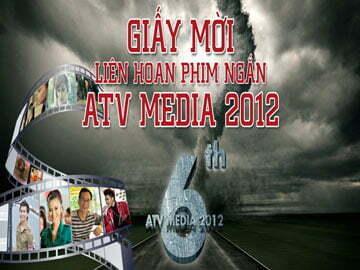 BTC CHÍNH THỨC PHÁT HÀNH VÉ ĐÊM LIÊN HOAN PHIM ATV MEDIA 2012