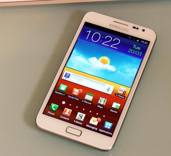 Read more about the article Samsung Galaxy Grand – Tiền thân của Galaxy S4?