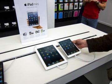 Đón chờ iPad Mini 2 màn hình Retina