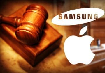 Samsung không định đàm phán với Apple