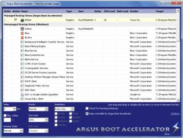 Read more about the article Argus Boot Accelerator – Khởi động máy tính trơn tru