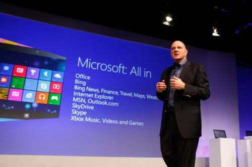 Năm 2012 – Những sự kiện đáng nhớ của Microsoft