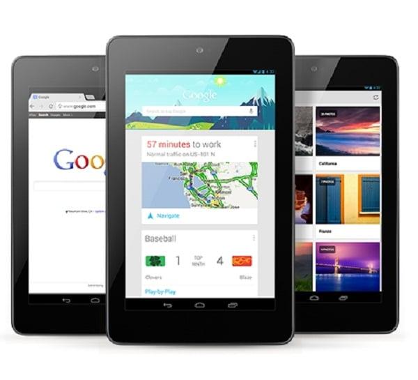 Đợi Google lên kế hoạch bán Nexus 7 giá rẻ hơn
