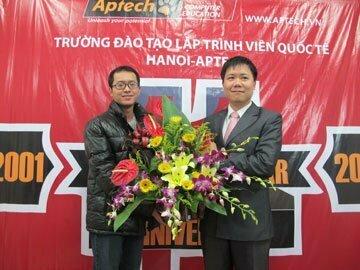 Read more about the article Hanoi – Aptech tưng bừng đón sinh nhật 11 tuổi