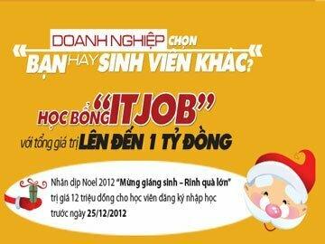 Hanoi-Aptech: Mừng giáng sinh, rinh quà lớn với chương trình học ACCP