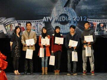 Chung kết ATV Media 2012 – Liên hoan phim ngắn dành cho sinh viên