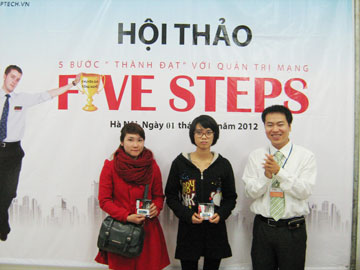 Read more about the article Cuối tuần đi khám phá 5 bước thành đạt với nghề quản trị mạng tại Hanoi-Aptech