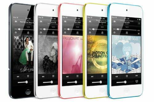 Đón chờ iPhone 5S vào tháng 6/2013 với nhiều màu sắc