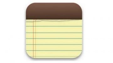 Ứng dụng thay thế Note trên iOS