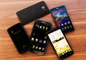 Điểm lại làng công nghệ trong năm 2012