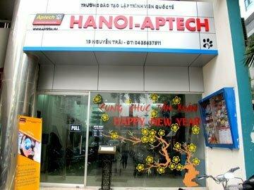 Read more about the article Không khí Tết đã tràn ngập Hanoi-Aptech!