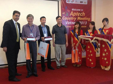 Read more about the article Điểm tin Hội nghị Aptech Việt Nam 2013