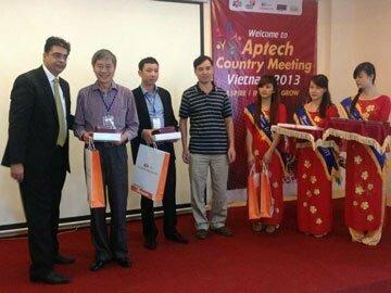 Điểm tin Hội nghị Aptech Việt Nam 2013