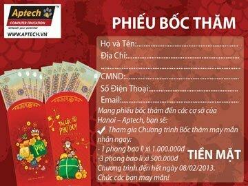 Read more about the article Bản tin đặc biệt chào Xuân tại Trường Hanoi-Aptech