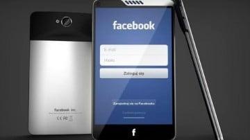Vì sao Facebook không sản xuất smartphone?
