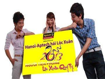 Hanoi-Aptech: Thêm tin vui cho các bạn yêu lập trình và công nghệ thông tin