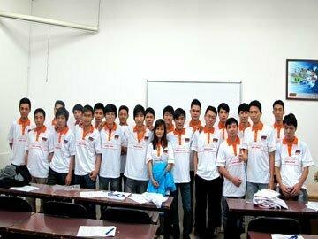 Read more about the article Hanoi-Aptech đón các thành viên mới gia nhập đầu năm