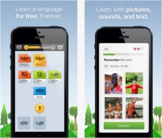 Những ứng dụng tốt giúp bạn học ngoại ngữ