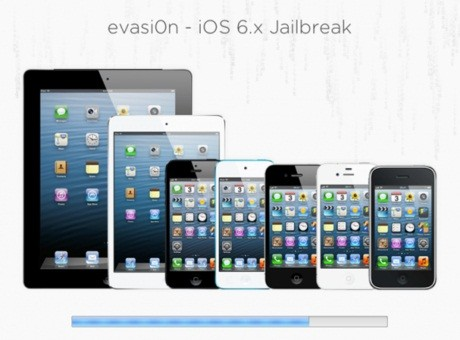 Read more about the article iOS 6.1.3 sẽ ngăn chặn công cụ jailbreak evasi0n