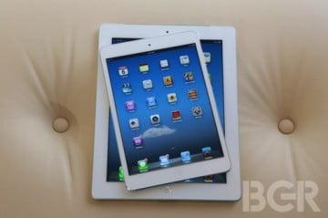 """Thông tin iPad thế hệ thứ 5 """"mỏng, nhẹ"""""""