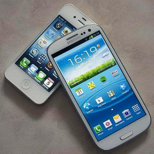 iPhone 5 đáng tin cậy gấp 3 lần Galaxy S III ?