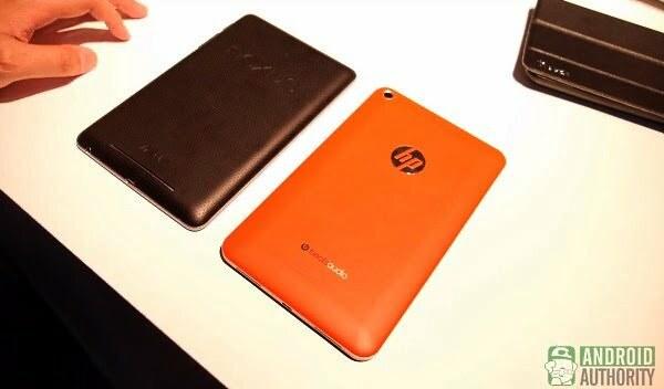 HP Slate 7 hay Google Nexus 7 ?
