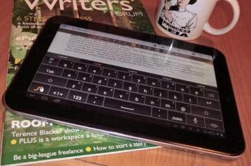 Những ứng dụng văn bản tốt nhất cho máy tính bảng