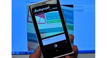 Instagraph thay thế ứng dụng Instagram trên Windows Phone