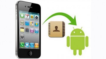 Giúp bạn đồng bộ hóa từ iPhone sang Android