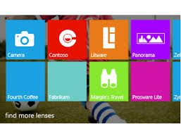 Read more about the article Tính năng Lenses trong Windows Phone 8