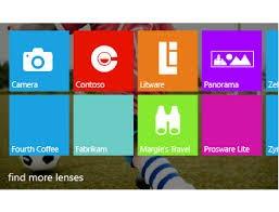 Cách tạo ứng dụng Lens trong Windows Phone 8