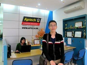 Hanoi-Aptech: Đam mê để làm chủ tương lai