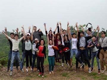 Hanoi-Aptech: Vì cuộc đời là những chuyến đi
