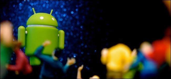 Tìm ứng dụng điện thoại và máy tính bảng Android