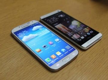 """""""Galaxy S4"""" có thực sự là át chủ bài của Samsung ?"""