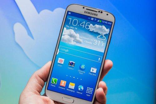 Những điểm Samsung Galaxy S4 hơn hẳn iPhone 5