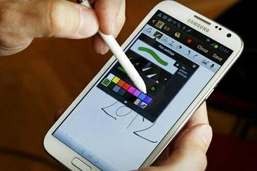 Samsung Galaxy Note với những ứng dụng tốt nhất