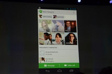 Google ra mắt ứng dụng nhắn tin miễn phí cho Android, iOS, Chrome