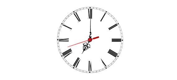 Bài viết chia sẻ hướng dẫn tạo đồng hồ Analog bằng CSS3