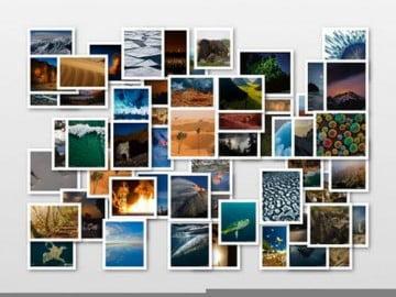 CollageIt giúp tạo nên những bức ảnh độc đáo