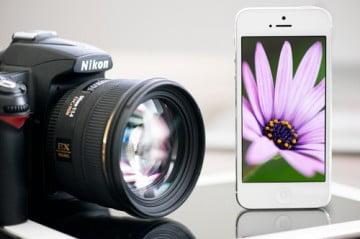 Những ứng dụng chụp ảnh chuyên nghiệp bằng iPhone