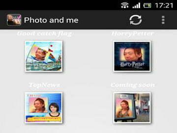 Ứng dụng tạo ảnh ghép hài hước và độc đáo dành cho Android