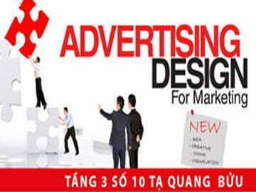 """""""Advertising Design For Marketing"""" – khóa học thú vị dành cho doanh nhân"""