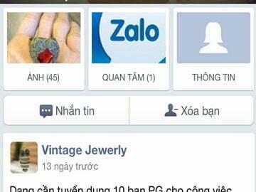 "Zalo – ""Vi rút"" mới trên internet"