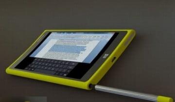 Đón chờ smartphone cỡ bự của Nokia