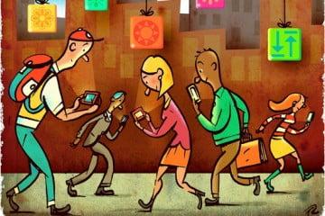 Smartphone giúp bạn dễ việc làm hơn